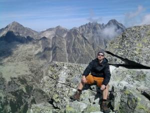 Na vrcholcích hor
