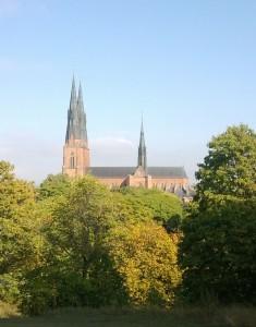 Uppsala - místní dominanta