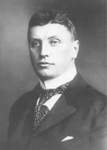 Prof. PhDr. Bohumil Kučera (1874-1921)