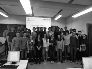 Účastníci kurzu UPM95